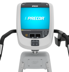 Precor Elliptical at the Trico Centre - beauty!