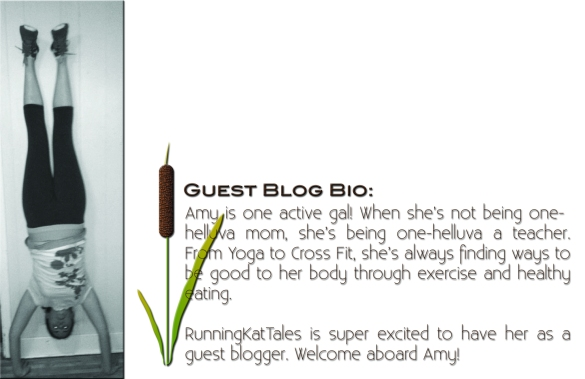 amy_guest blogger at RunningKatTales Profile