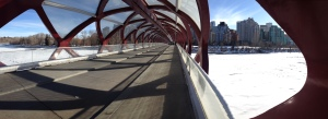peace bridge calgary