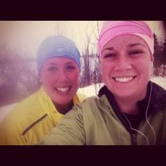 running buddies!