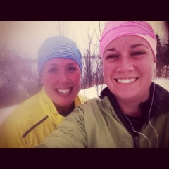 running buddies!