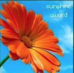 Sunshine Award RunningKatTales