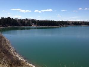 glenmore reservoir calgary