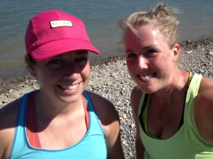 glenmore reservoir run