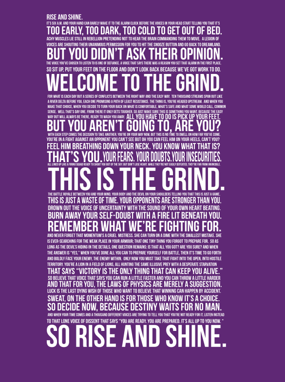 Rise And Shine Nike Motivation Find your greatness