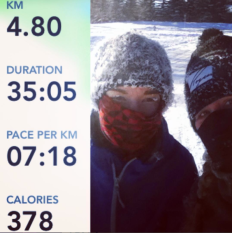 marathon training in calgary